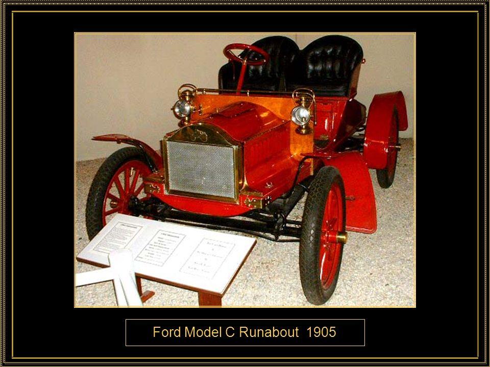 National Model C Touring 1904