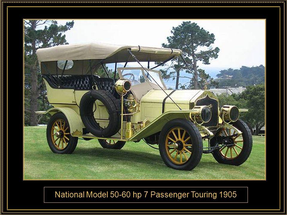 Nash Rambler 1912