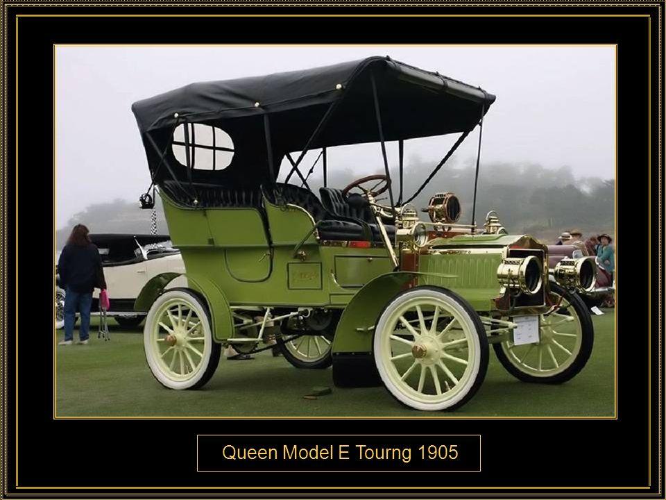 Mc Farlan Model 145 TV Six 7 Passenger Touring 1926