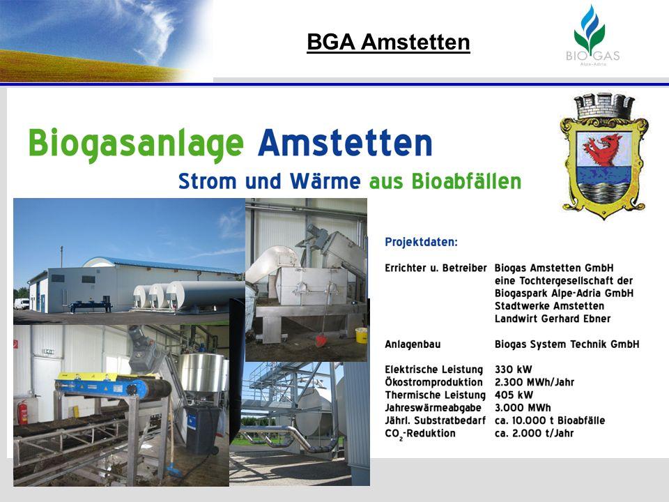 BGA Amstetten