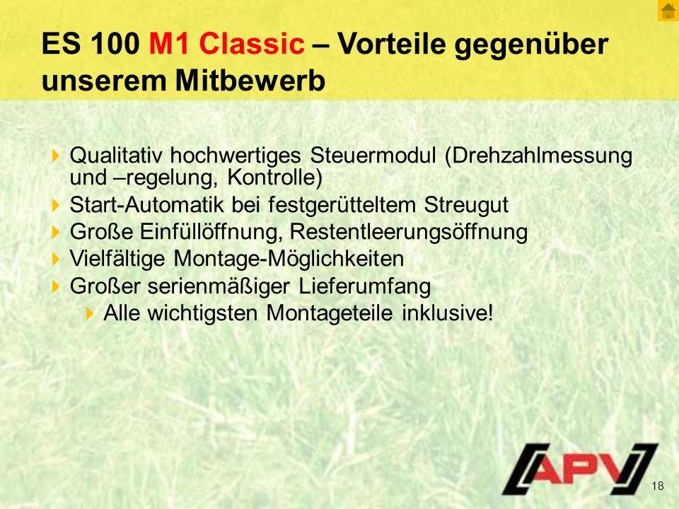 ES 100 M1 Classic – Vorteile gegenüber unserem Mitbewerb 18