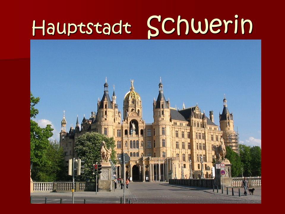Hauptstadt Schwerin