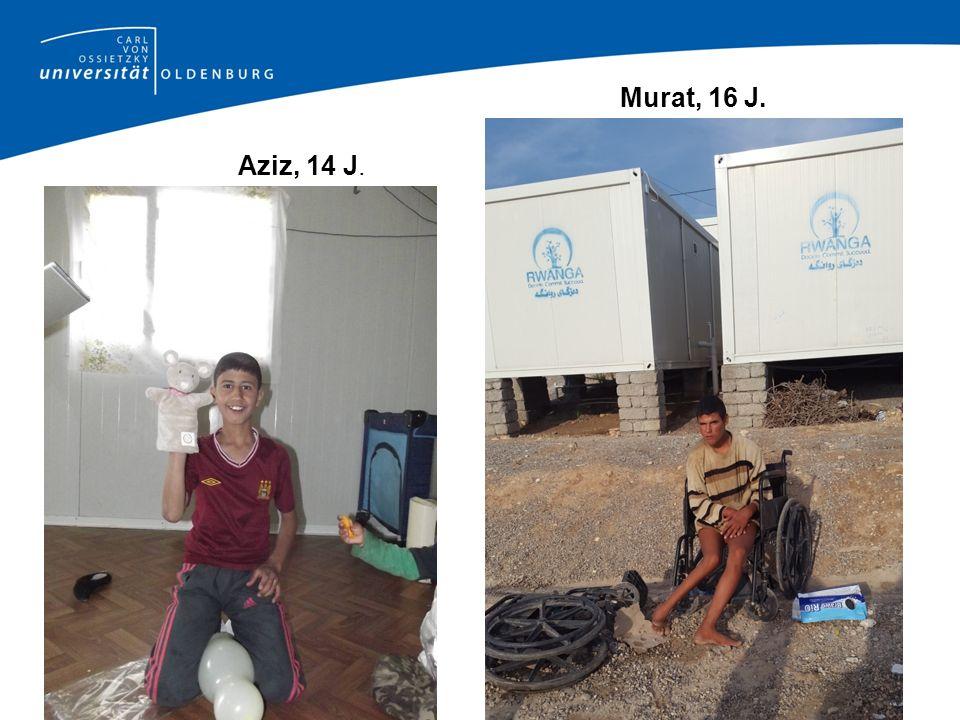 Aziz, 14 J. Murat, 16 J.