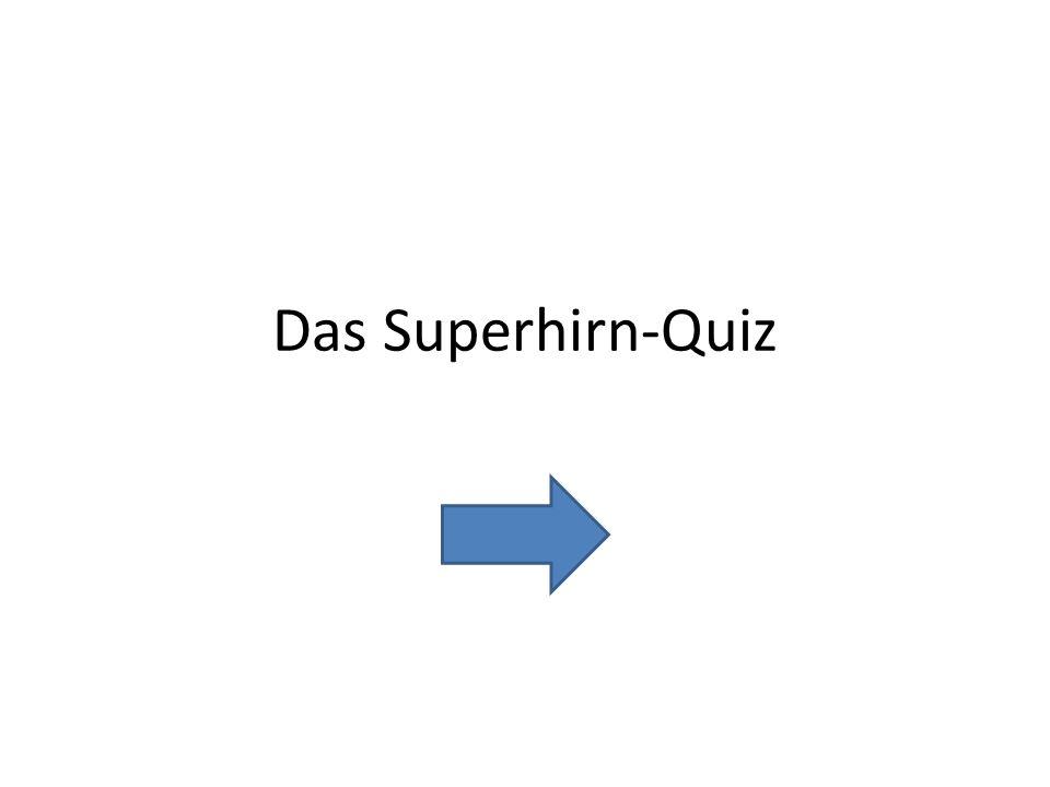 Das Superhirn-Quiz