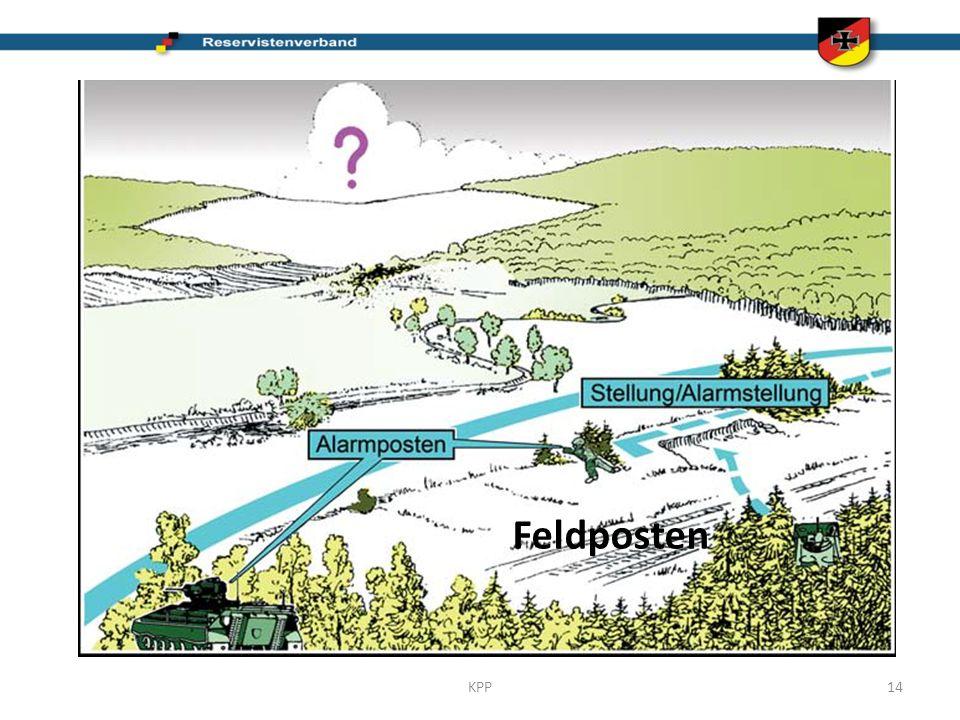 KPP14 Feldposten