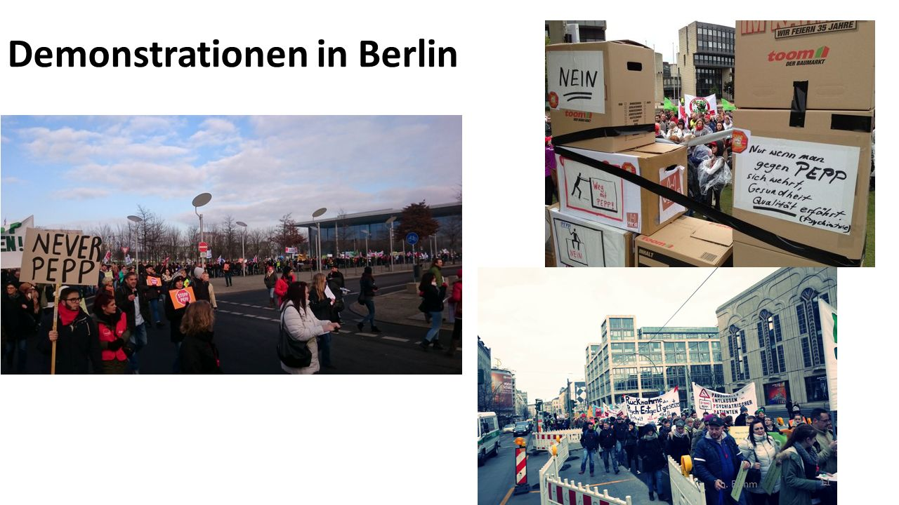 Demonstrationen in Berlin Th. Böhm 11