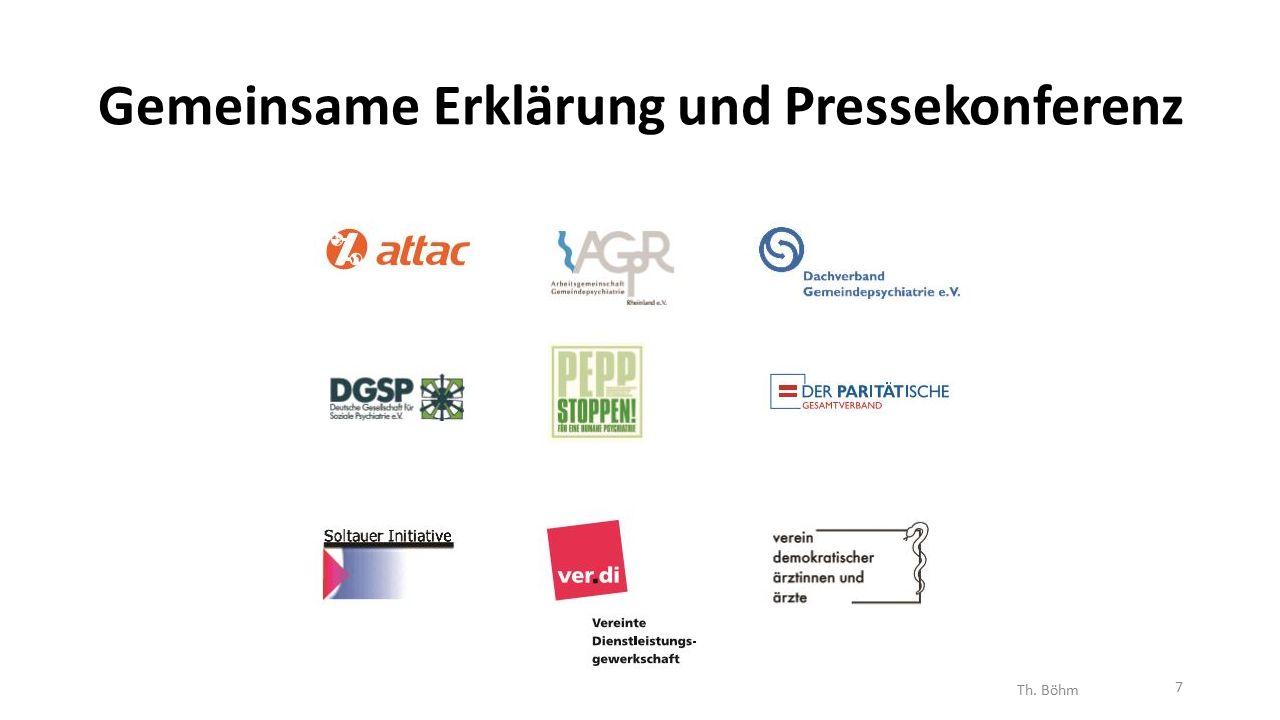 Gemeinsame Erklärung und Pressekonferenz Th. Böhm 7