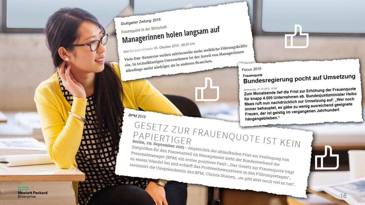 16 BPM 2015 Stuttgarter Zeitung 2015 Focus 2015