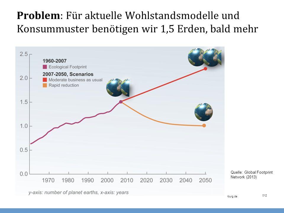 012 Borderstep Institut | apl.Professur für Innovationsmanagement und Nachhaltigkeit | Prof.