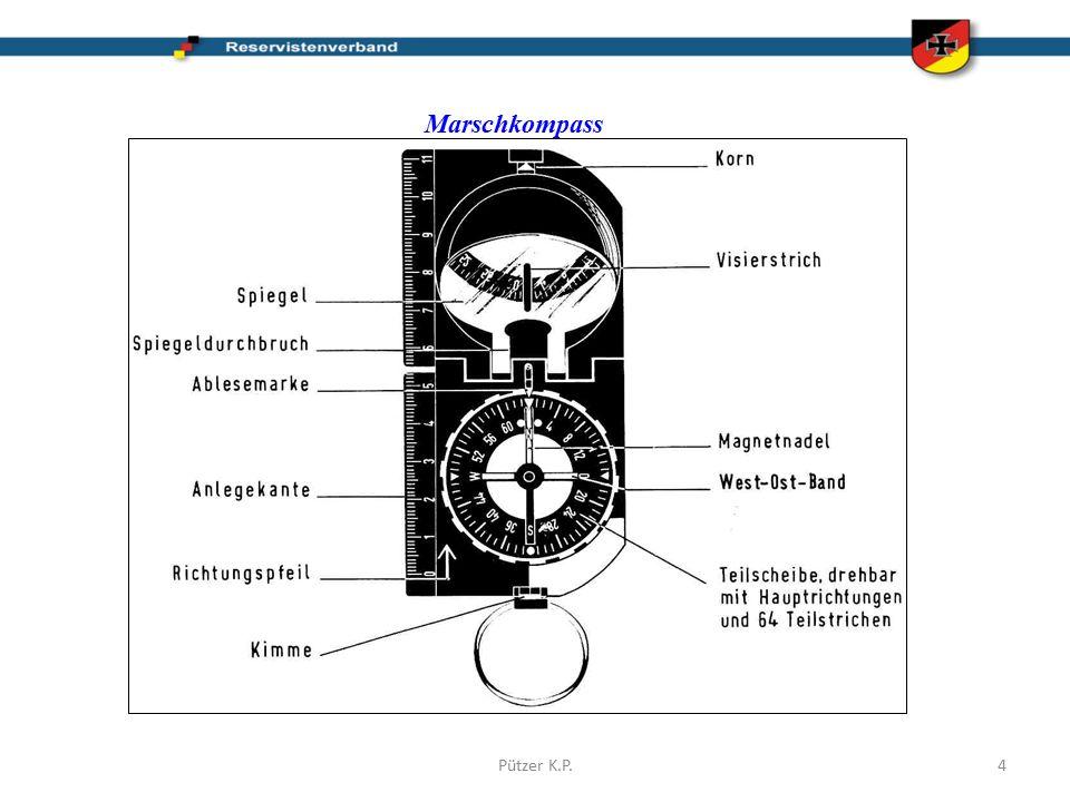 Beeinflussungen  Hochspannungsleitungen  Bauwerke aus Eisen / Eisenbeton  Kraftfahrzeuge & Geschütze  Bahngleise, Maschinen und sonstige große Gegenstände aus Eisen  min.