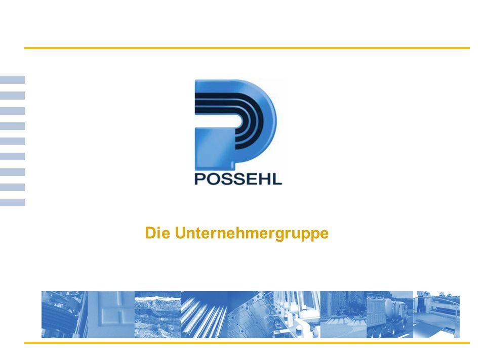 L.Possehl & Co. mbH Page 6 Alleiniger und solider Gesellschafter der L.