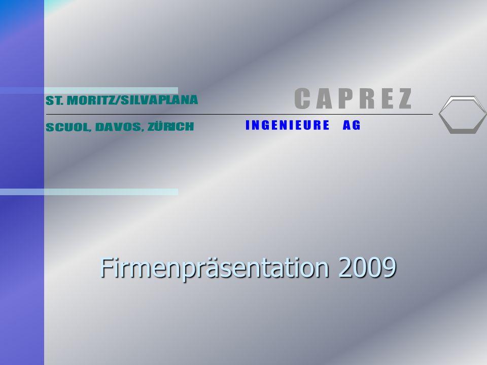 Firmenpräsentation 2009