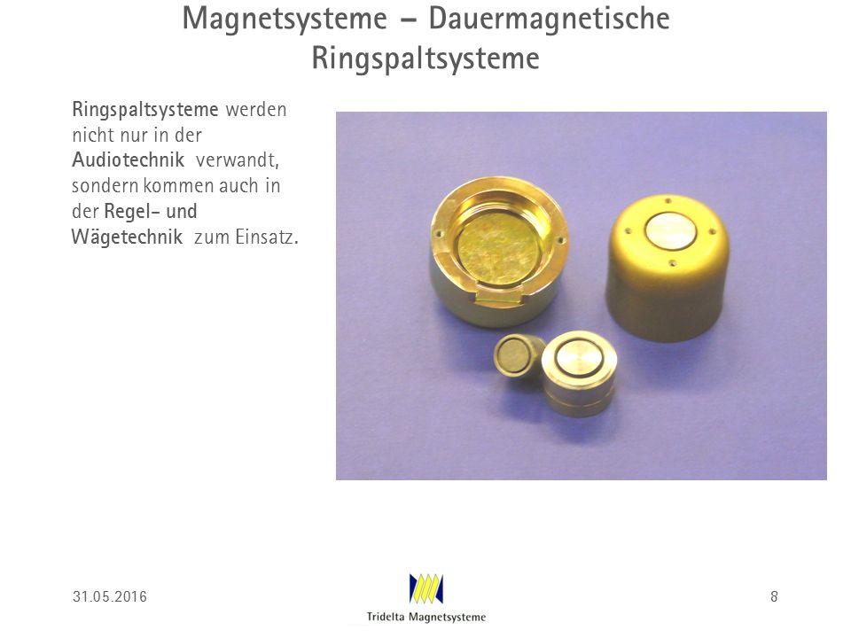 Magnetsysteme – Magnettechnik Tridelta Magnetsysteme vertreibt im Bereich Magnettechnik Magnetsysteme zum Heben, Stapeln, Fördern und Spreizen für unterschiedlichste Industriezweige an.