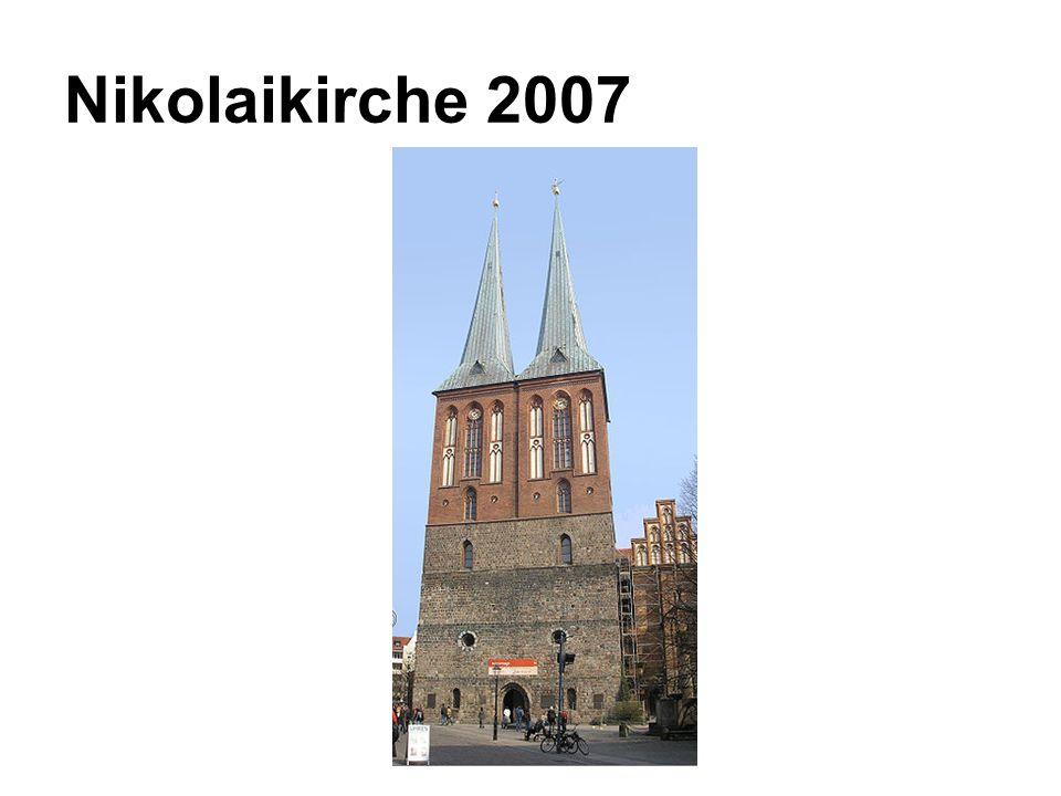 Nikolaikirche 2007