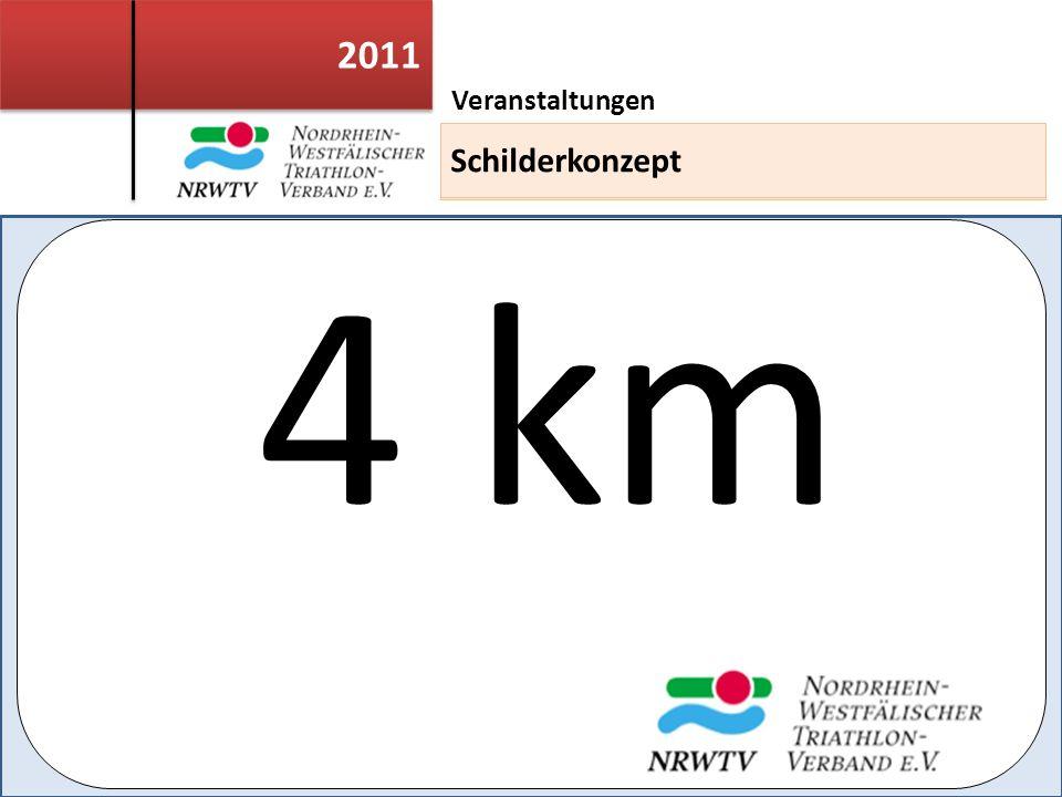 2011 Veranstaltungen Einsatzleiterweiterbildung 4 km Schilderkonzept