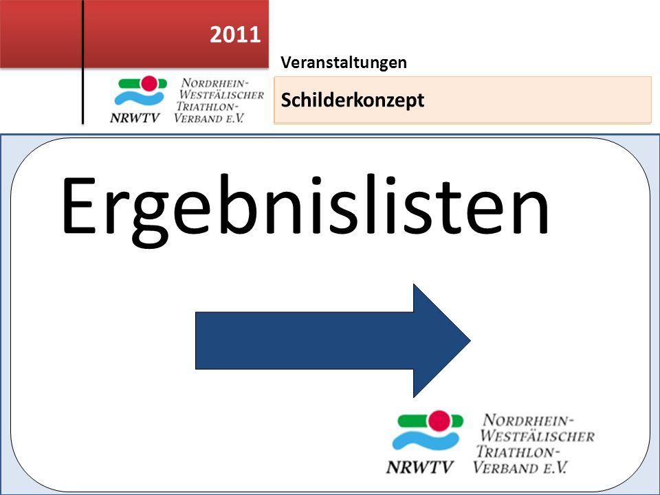 2011 Veranstaltungen Einsatzleiterweiterbildung Ergebnislisten Schilderkonzept