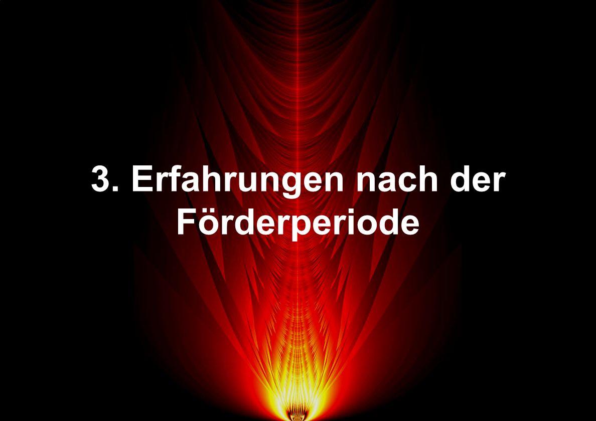 Gezielte Akquise Kontakte über Fraunhofer-Projekte Partnerstruktur 3.