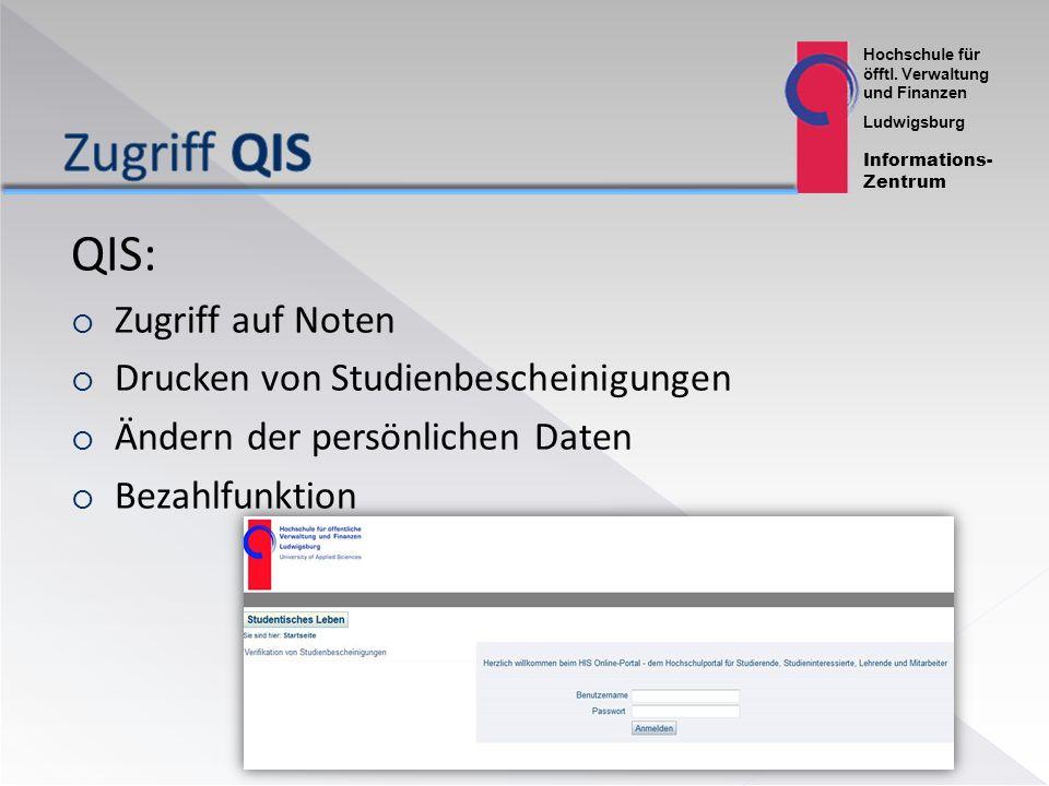 Hochschule für öfftl.