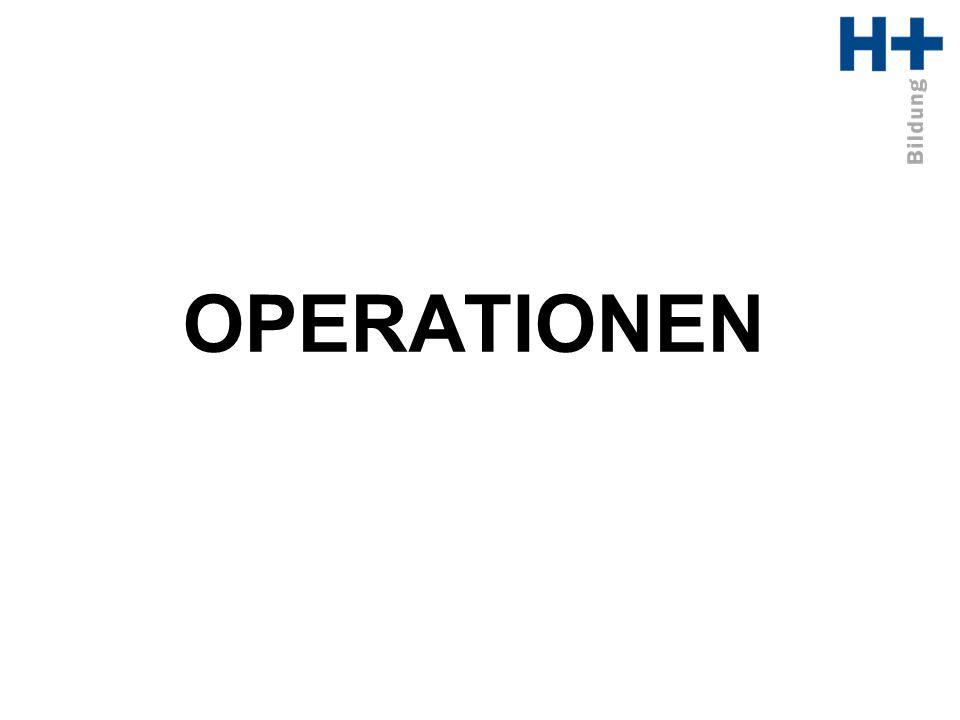 OPERATIONEN