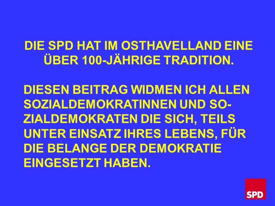 Diese Präsentation konnte nur durch die Unterstützung folgender Institutionen ermöglicht werden: Amt Ketzin Bundesarchiv Berlin Heimatmuseum Falkensee