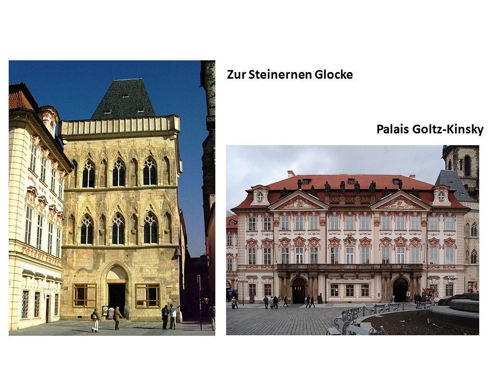 Palais Goltz-Kinsky Zur Steinernen Glocke