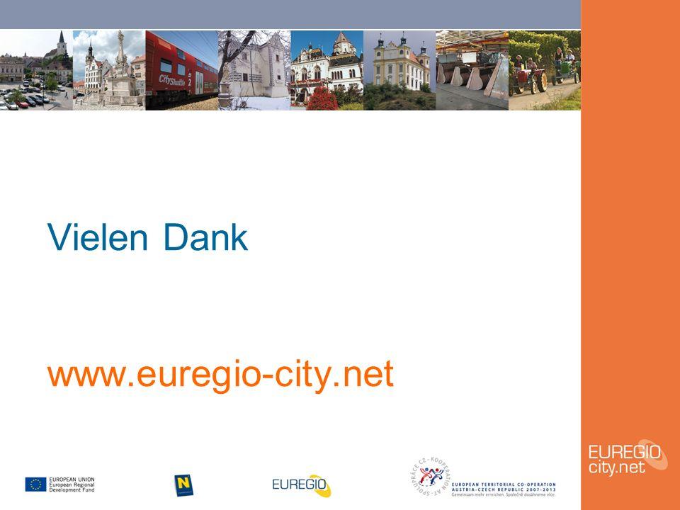 Vielen Dank www.euregio-city.net