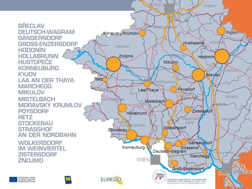 Themen der Kooperation - Nachhaltige Stadtentwicklung (Energie, Mobilität, Wirtschaft/Gewerbe, Siedlungsentwicklung, Brownfields, Innovationen...) Kultur und Bildung Generation und Soziales