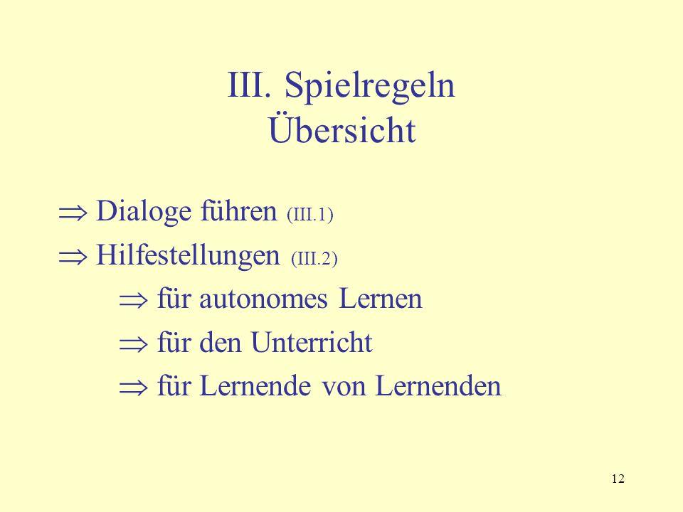12 III.