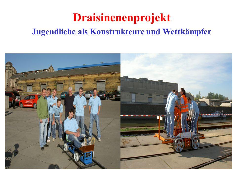 DSC- Projekte Jugendliche aktiv in der Kommune und in Netzwerken Praktische Projekte mit der 1.