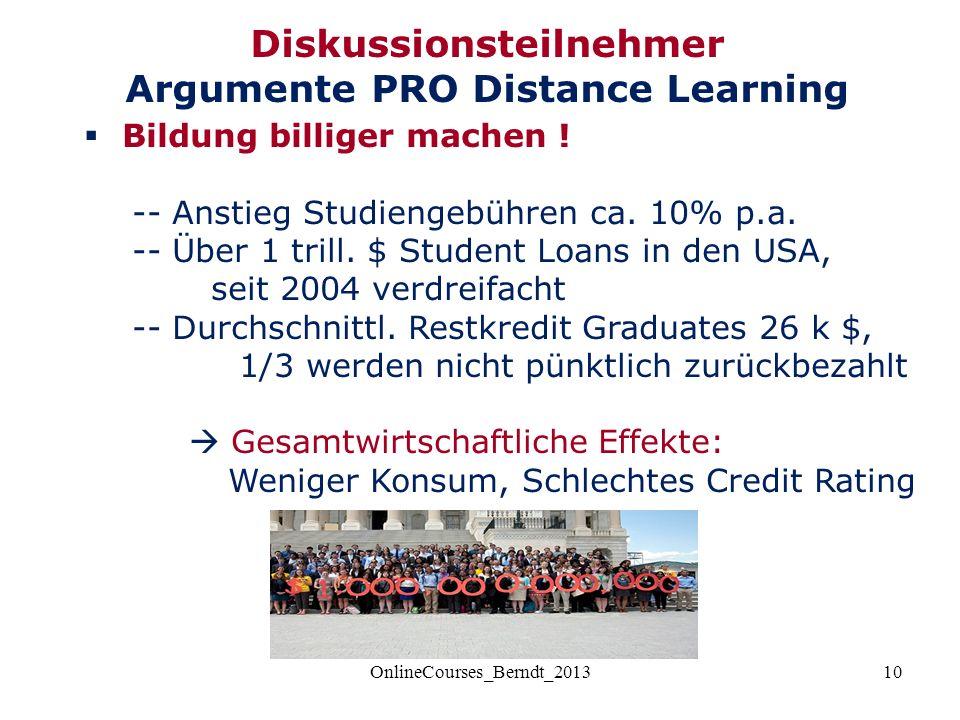 10  Bildung billiger machen . -- Anstieg Studiengebühren ca.