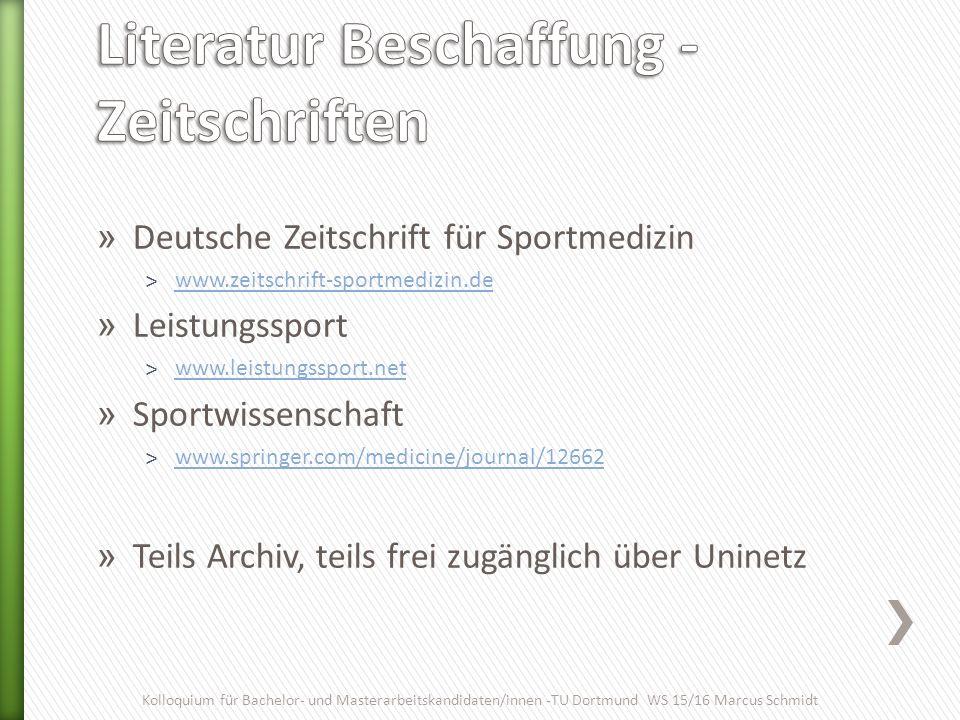 » Deutsche Zeitschrift für Sportmedizin ˃www.zeitschrift-sportmedizin.dewww.zeitschrift-sportmedizin.de » Leistungssport ˃www.leistungssport.netwww.le