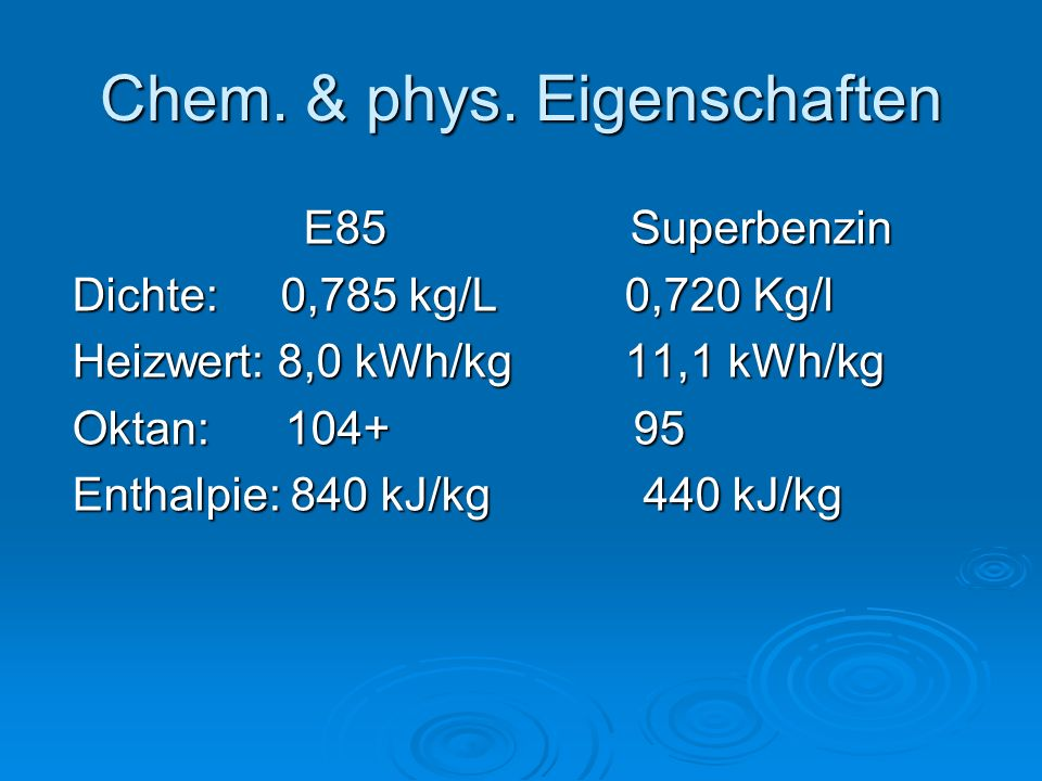 Chem. & phys.