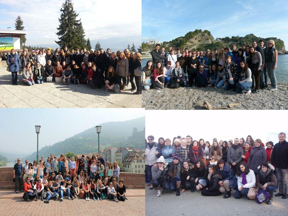  Schulen  Thema  Vorbereitungsbesuch (Jan 2013) –> Antrag (Feb 2013)  Entscheidung: Juni 2013 Comenius 2013-2015