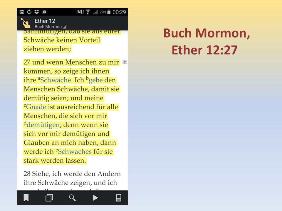 Buch Mormon, Ether 12:27