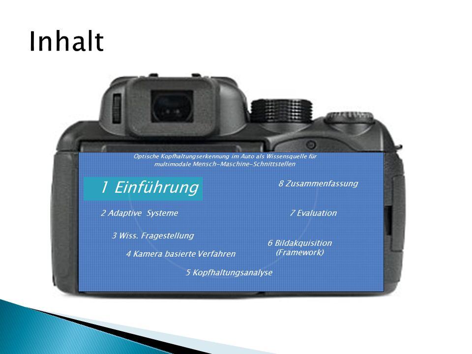  Client/ Server Modell ◦ Bilddaten im Netzwerk für verschiedenen Bildanalyse zur Verfügung stellen ◦ Information über an das System angeschlossene Kameras  Zugriff auf Kameras ◦ Java Media Framework (JMF)  Datenübertragung  TCP  Steuerungskanal  Datenkanal