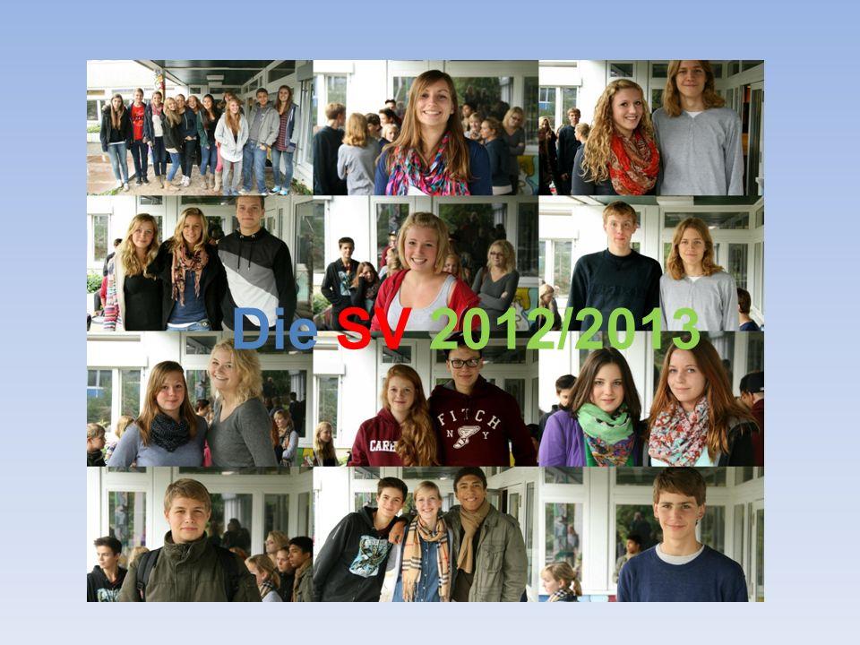 Die SV 2012/2013
