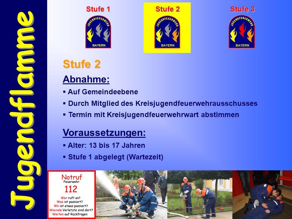 Leistungsspange der Dt.Jugendfeuerwehr Leistungsspange der Dt.