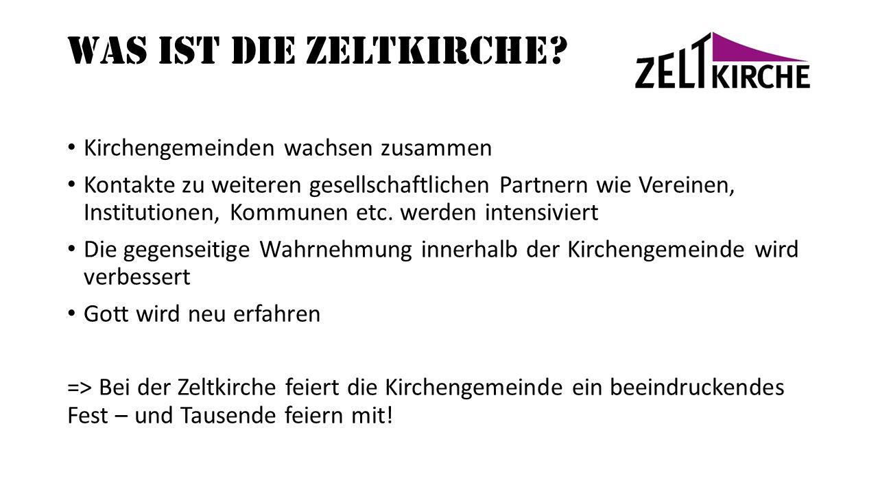 Zelt, Zeltpfarrer, Zeltmeister Zeltpfarrer Thomas Wingert Zeltmeister Martin Heubach