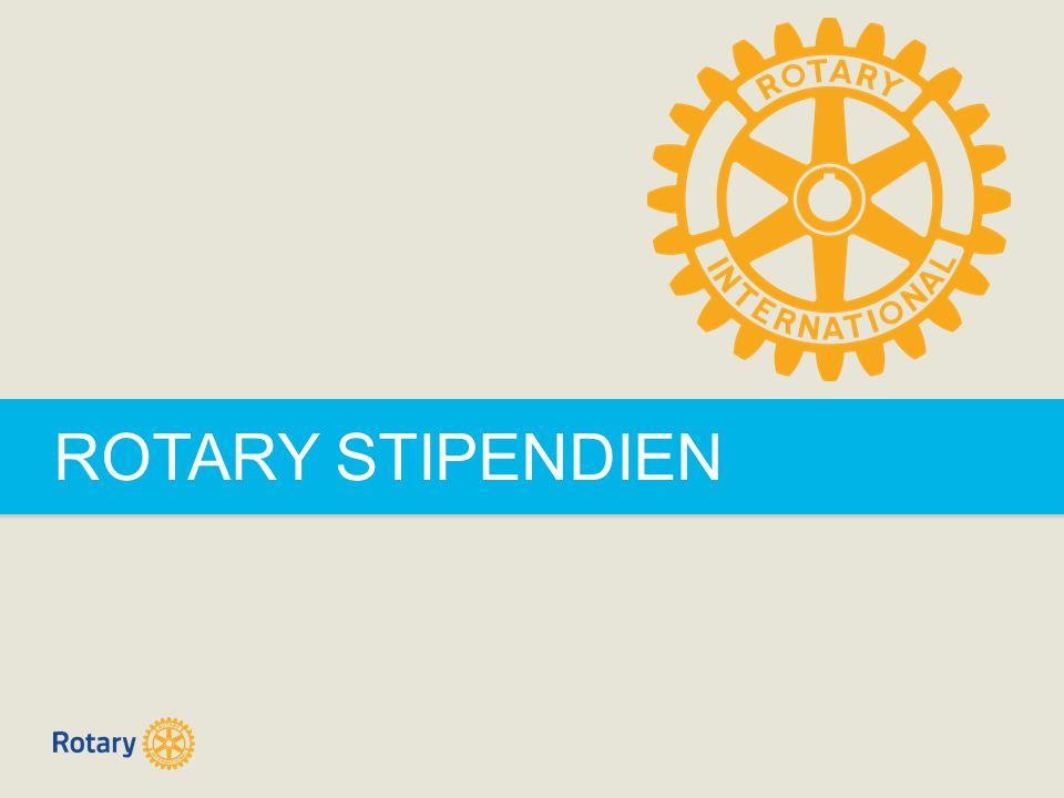 ROTARY STIPENDIEN