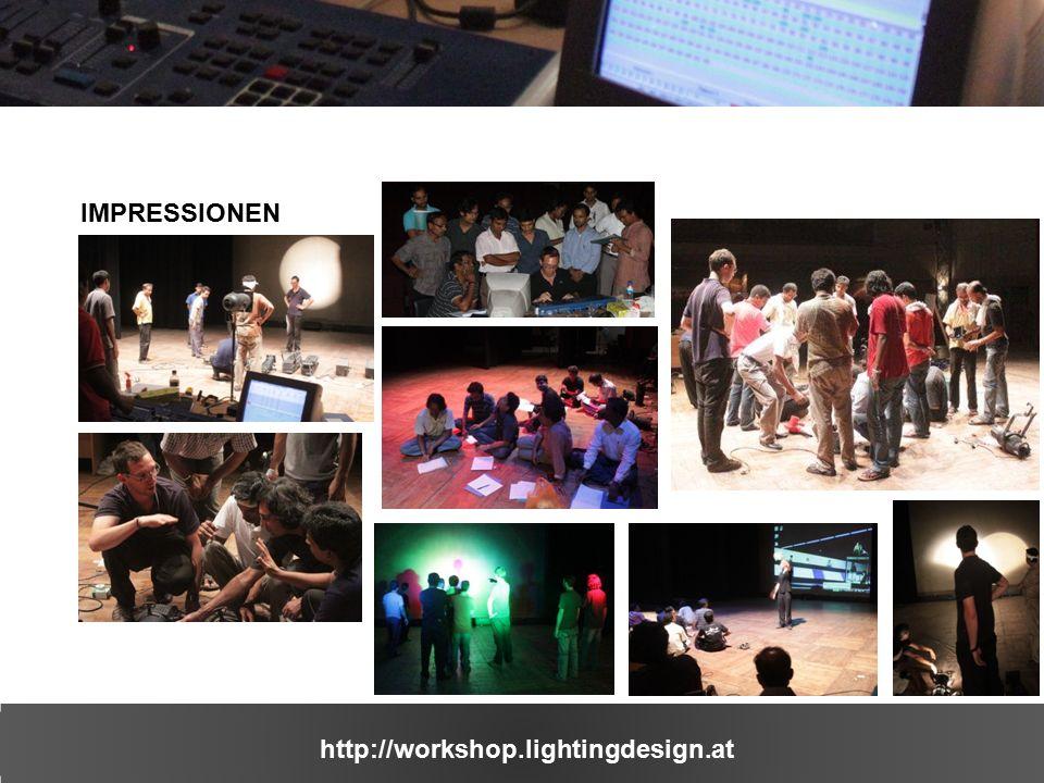 http://workshop.lightingdesign.at KONTAKT Jan Maria Lukas Mobil Ö: +43-699-11 35 37 39 Mobil CH: +41-79-34 84 706 workshop@lightingdesign.atworkshop@lightingdesign.at workshop2012@gmx.orgworkshop2012@gmx.org http://workshop.lightingdesign.at Zu Jan M.