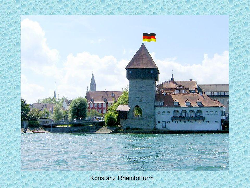 Konzilsgebäude in Konstanz