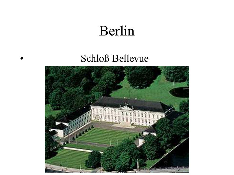 Berlin Schloß Bellevue