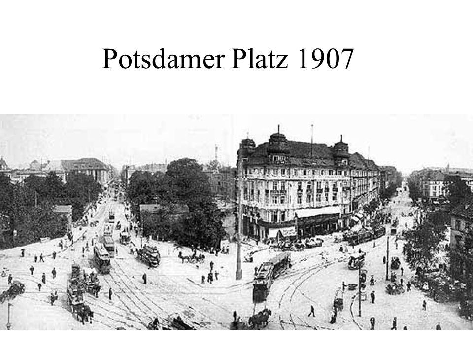 Potsdamer Platz 1907
