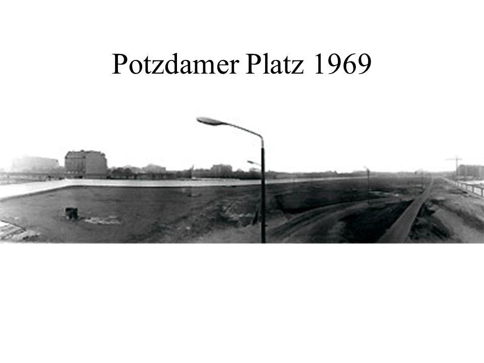Potzdamer Platz 1969