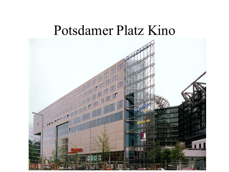 Potsdamer Platz Kino