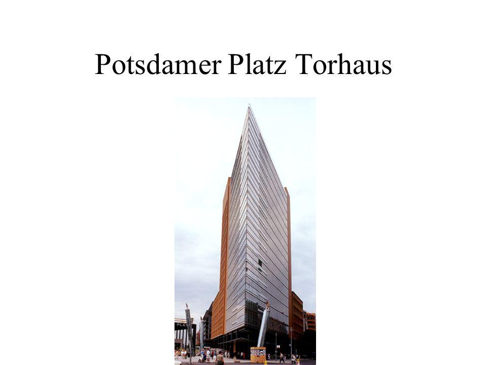 Potsdamer Platz Torhaus
