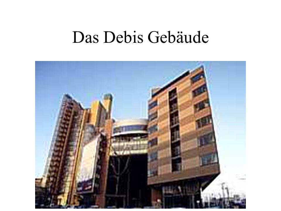 Das Debis Gebäude