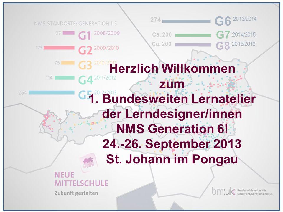 G6 274 2013/2014 G7 Ca. 2002014/2015 G8 Ca. 2002015/2016 Herzlich Willkommen zum 1.