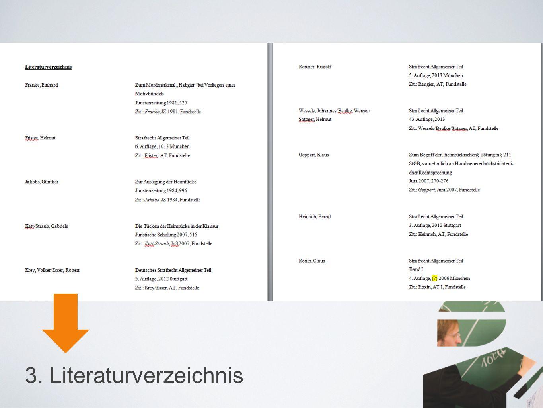 3. Literaturverzeichnis