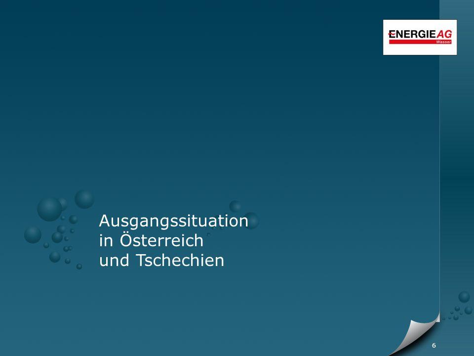 6 Ausgangssituation in Österreich und Tschechien